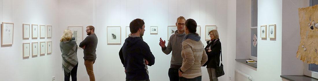 """Ausstellung """"Brutstätten"""""""