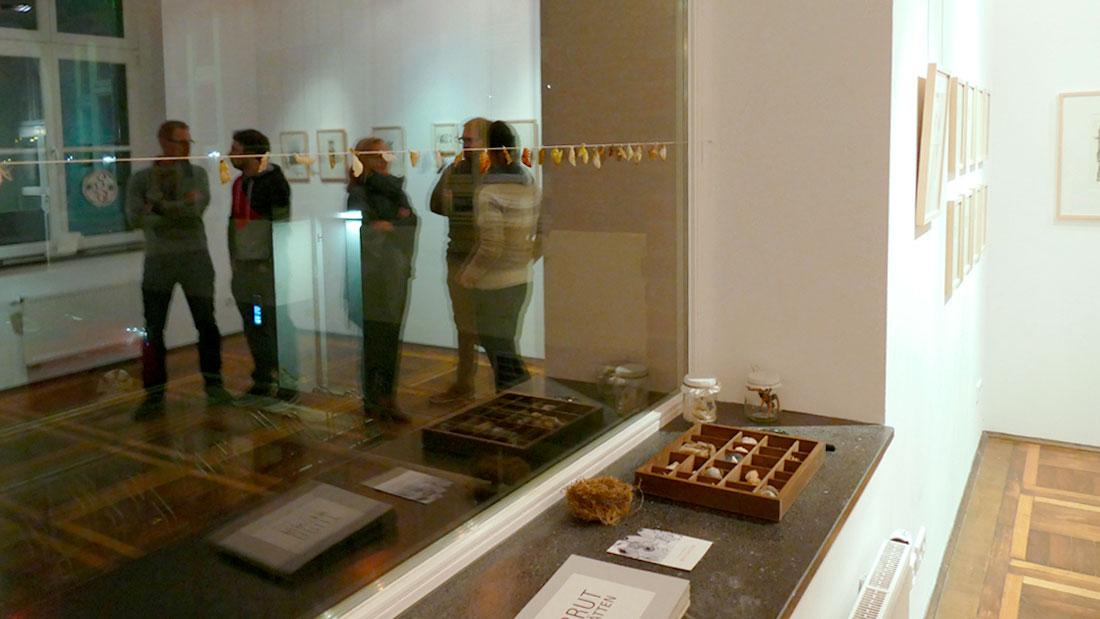 Ausstellung Brutstätten | Pförtnerloge Krefeld